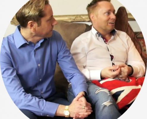 Harjit Sarang Interviews Barrie & Tony At Their Essex Home