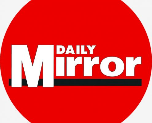 Mirror Newspaper - Britain's First Gay Dads Planning Sixth Surrogate Baby