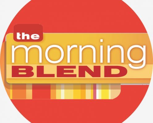 Barrie Drewitt-Barlow On Tucson's Morning Blend