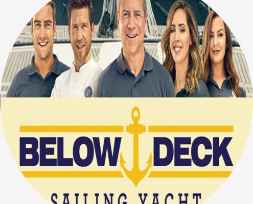 Drewitt-Barlow Family on Below Deck Sailing Yacht