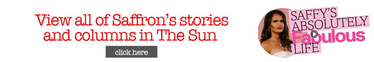 View Saffron Drewitt-Barlow in The Sun Newspaper