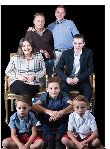 the drewitt-barlow family