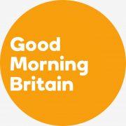 Saffron Drewitt-Barlow On Good Morning Britain - She's Having A Baby