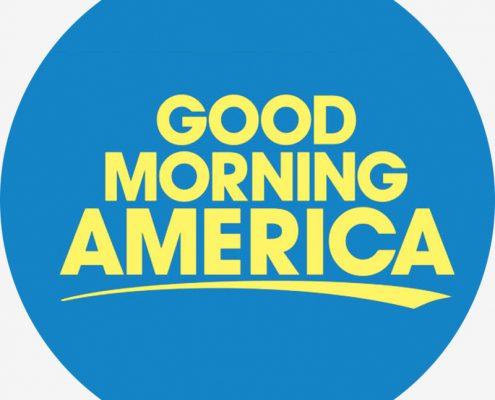 Barrie Drewitt-Barlow on Good Morning America